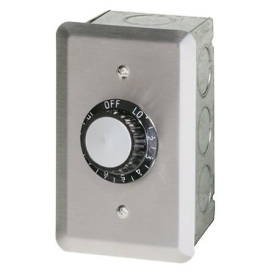 120 V In-Wall Single Control Assembly