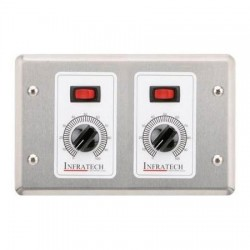 2 Zone Remote Analog Control Box