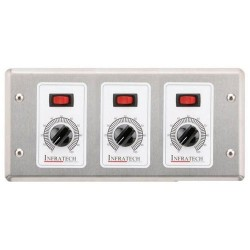 3 Zone Remote Analog Control Box