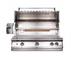 "Legacy 39"" Pacifica Grill Head For Natural Gas"
