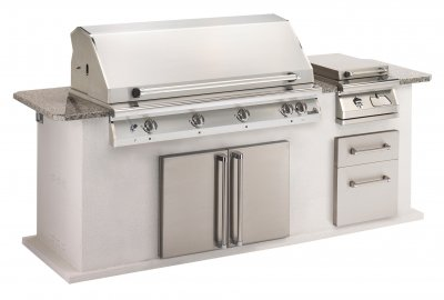 "Legacy 51"" Big Sur Gourmet Grill For Liquid Propane"