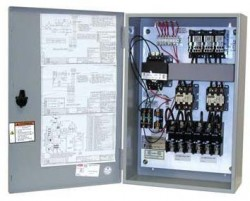 100 Amp Contactor Panel