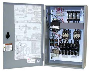 200 Amp Contactor Panel