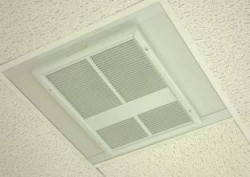 Commercial Ceiling Heater