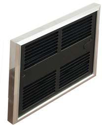 Commercial Fan Forced Wall Heater