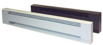 Commercial Hydronic Baseboard Heater
