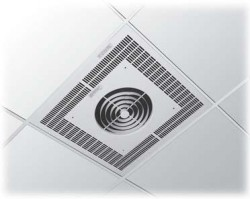 Commercial Recess Mounted Ceiling Heater