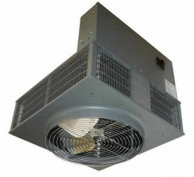 Downflow Unit Heater