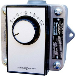 Line Voltage Thermostat