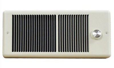 Low Profile Fan Forced Wall Heater