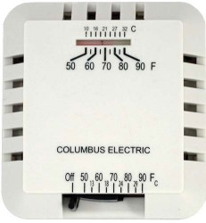 Low Voltage Thermostat