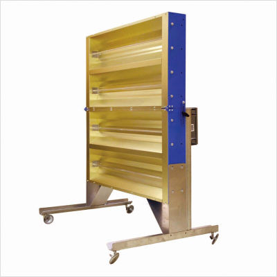 Portable Electric Infrared Heat Panel