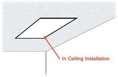 Recess Radiant Ceiling Panel
