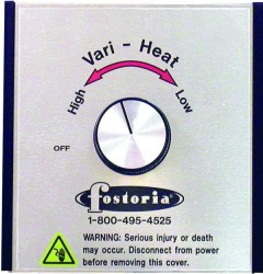 Variable Heat Controller