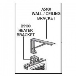 Wall / Ceiling Mounting Bracket