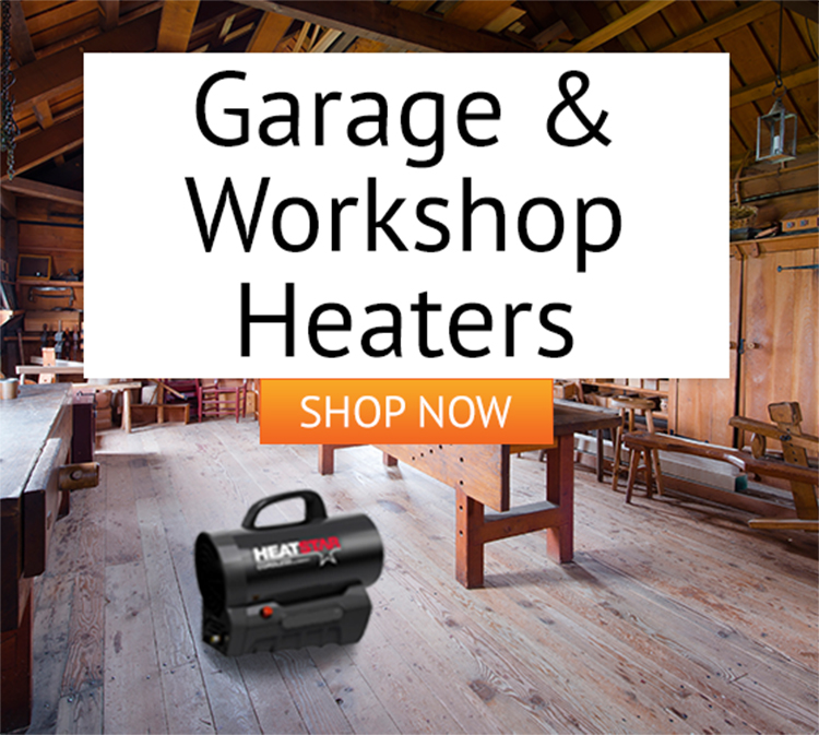Electric Garage Heaters